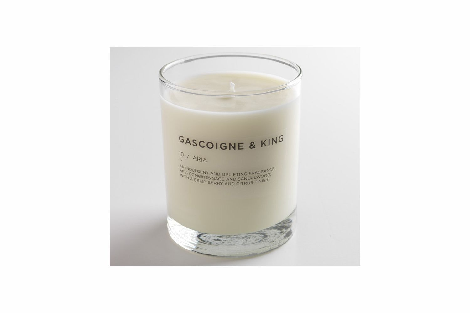 Soy Jar Candle by Gascoigne & King