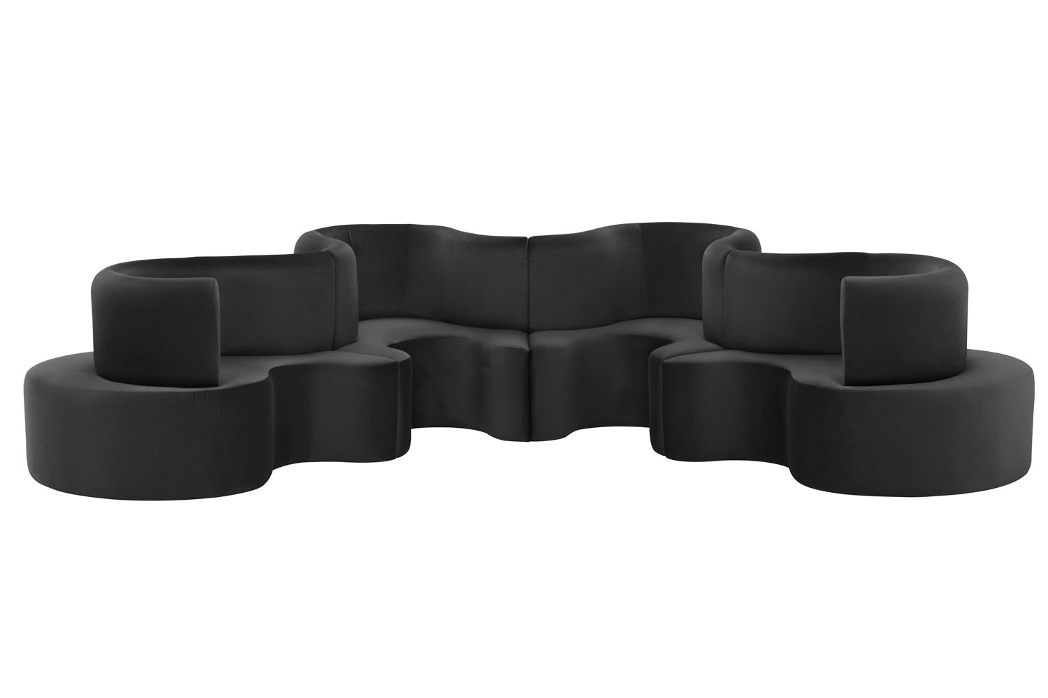 Cloverleaf Sofa - 4 Units by Verner Panton for Verpan