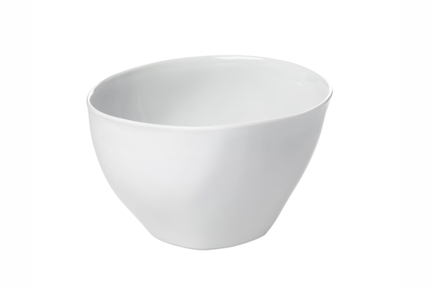 Capacious Famished Bowl White by Tse & Tse