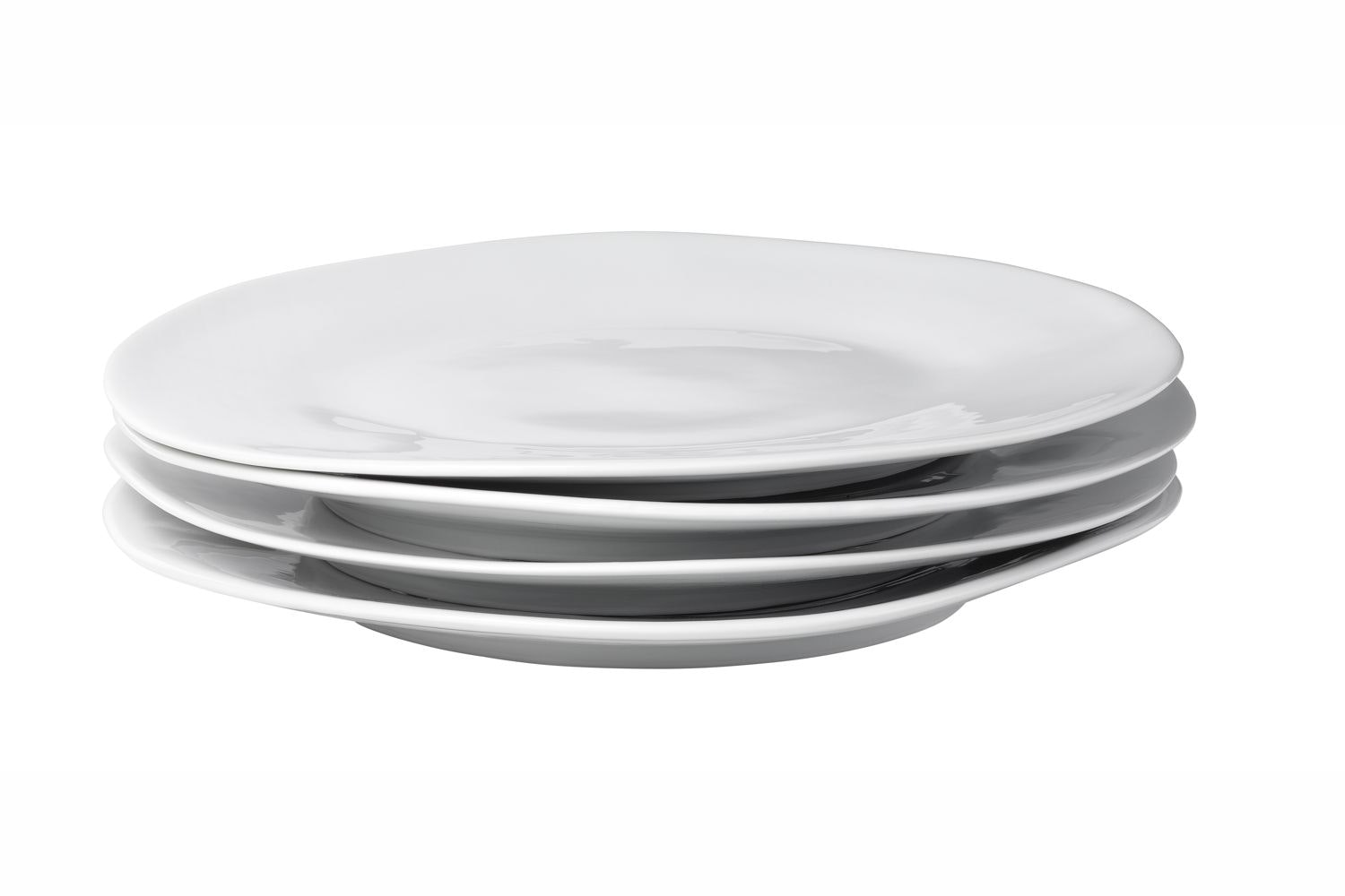 Large Famished Plate by Tse & Tse