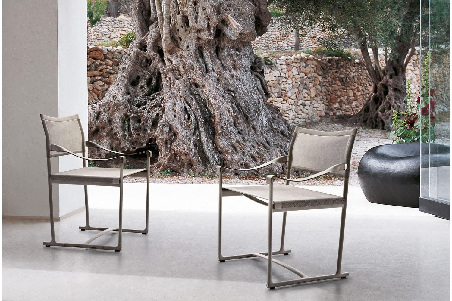 Mirto Chair with Arms by Antonio Citterio for B&B Italia