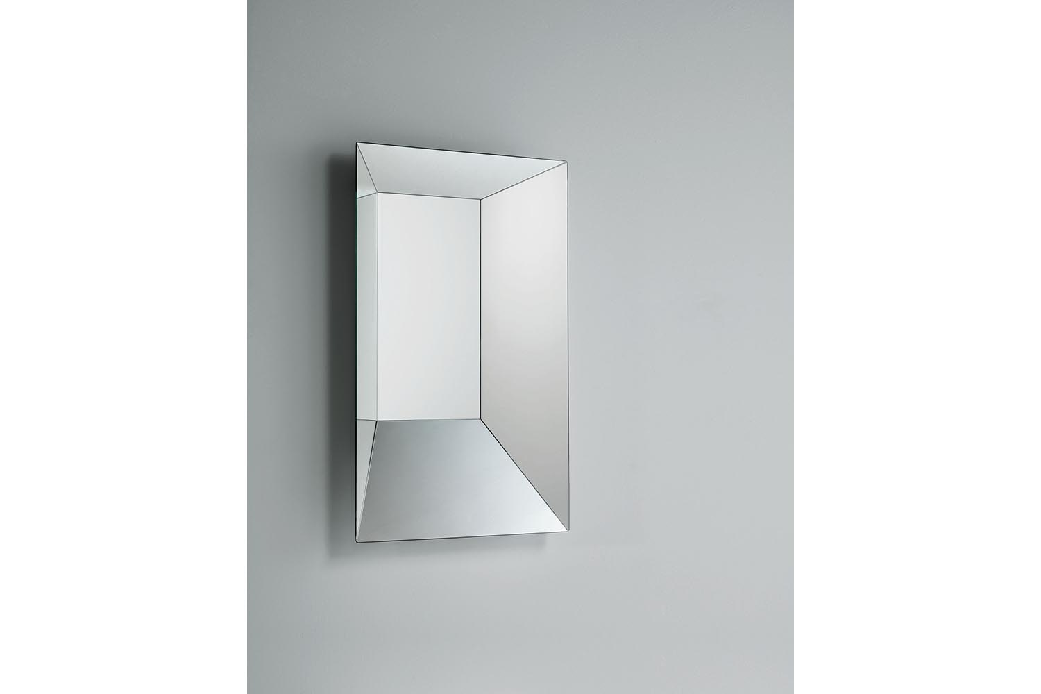Leon Battista Hanging Mirror by Laudani & Romanelli for Glas Italia