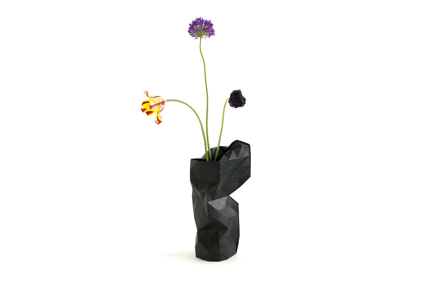Paper Vase Cover by Pepe Heykoop & Tiny Miracles Foundation