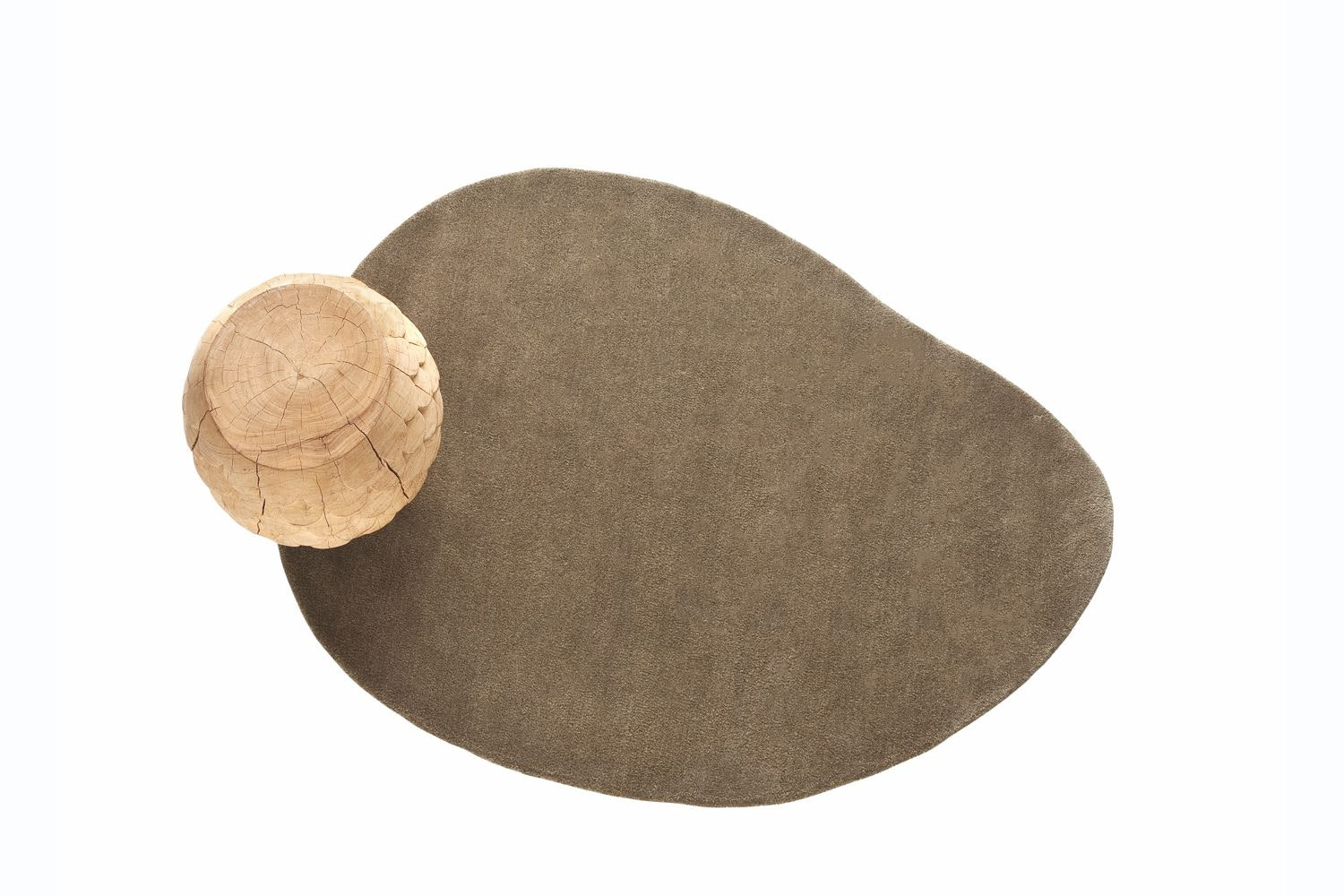 Stone-Wool Stones by Diego Fortunato for Nanimarquina