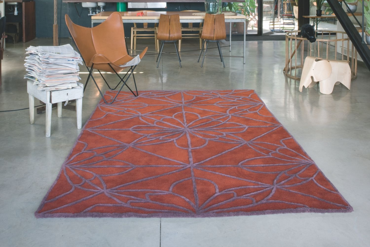 African House by Nani Marquina for Nanimarquina