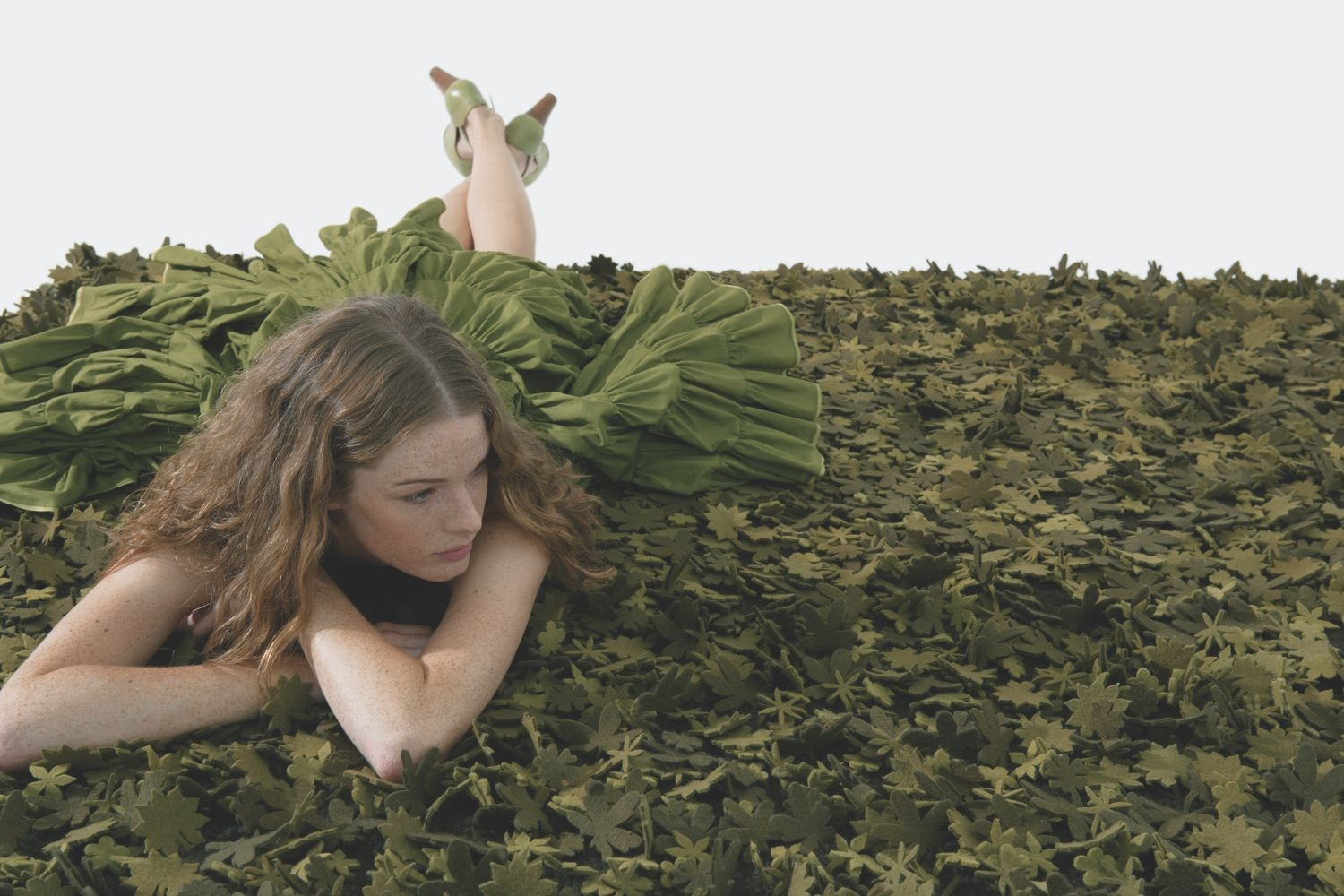 Little Field of Flowers by Studio Tord Boontje for Nanimarquina