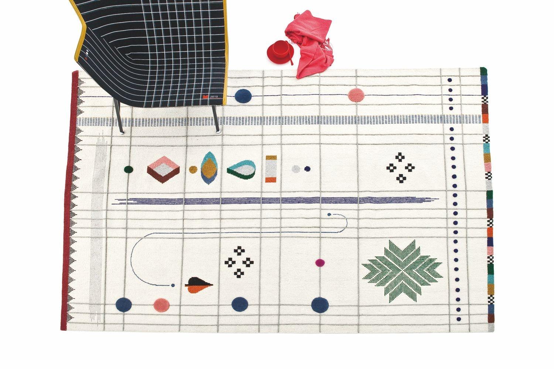 Rabari by Nipa Doshi + Jonathan Levien for Nanimarquina