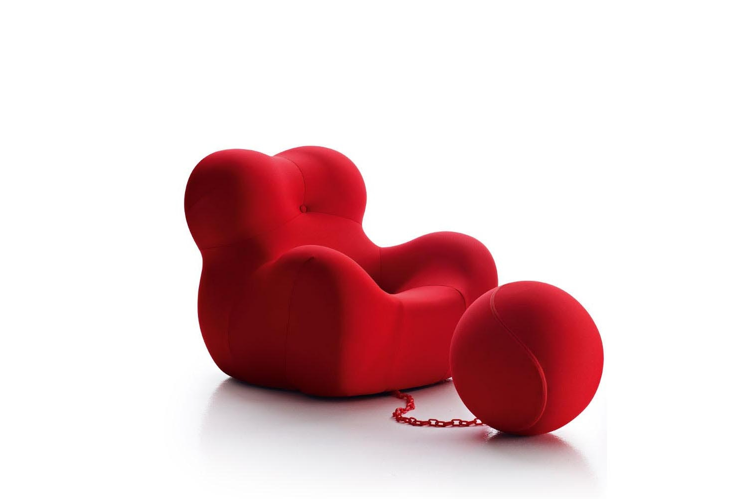 Up Junior UPJ Armchair By Gaetano Pesce For Bu0026B Italia