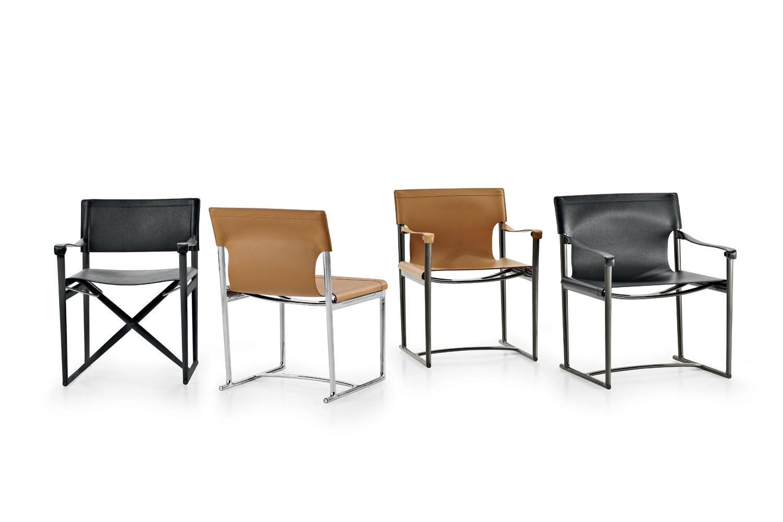 Mirto Indoor Chair by Antonio Citterio for B&B Italia