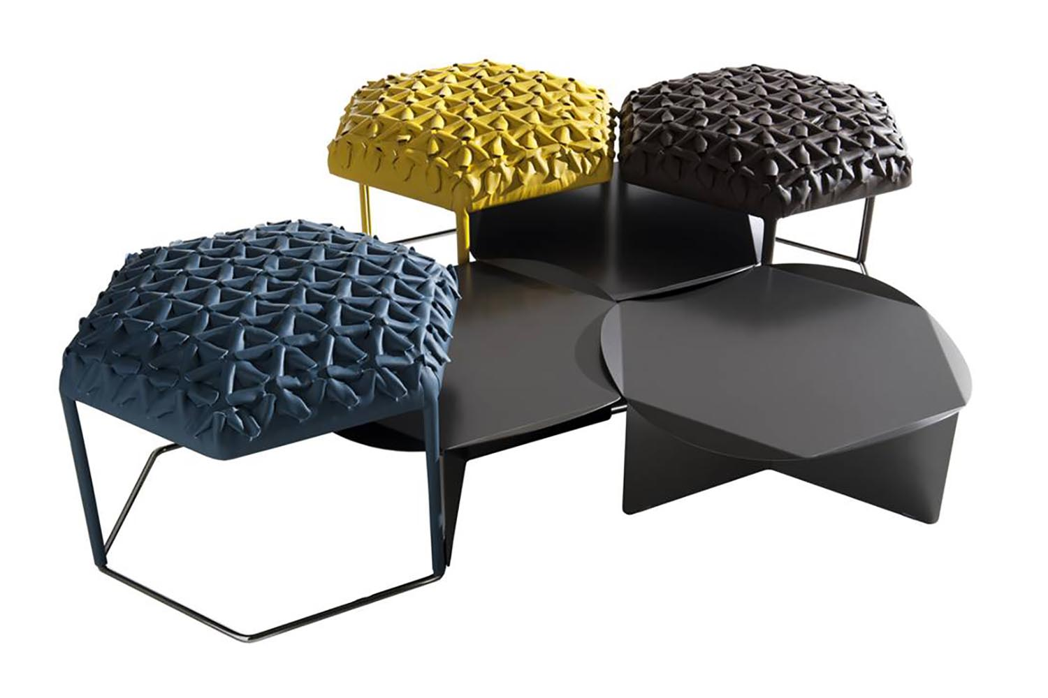 Hive by Atelier Oi for BB Italia Space Furniture