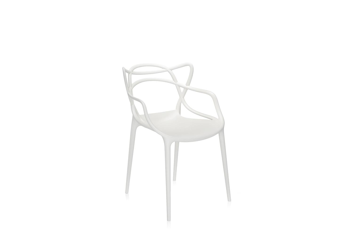 Masters Chair With Arms By Philippe Starck With Eugeni Quitllet For Kartell  | Space Furniture