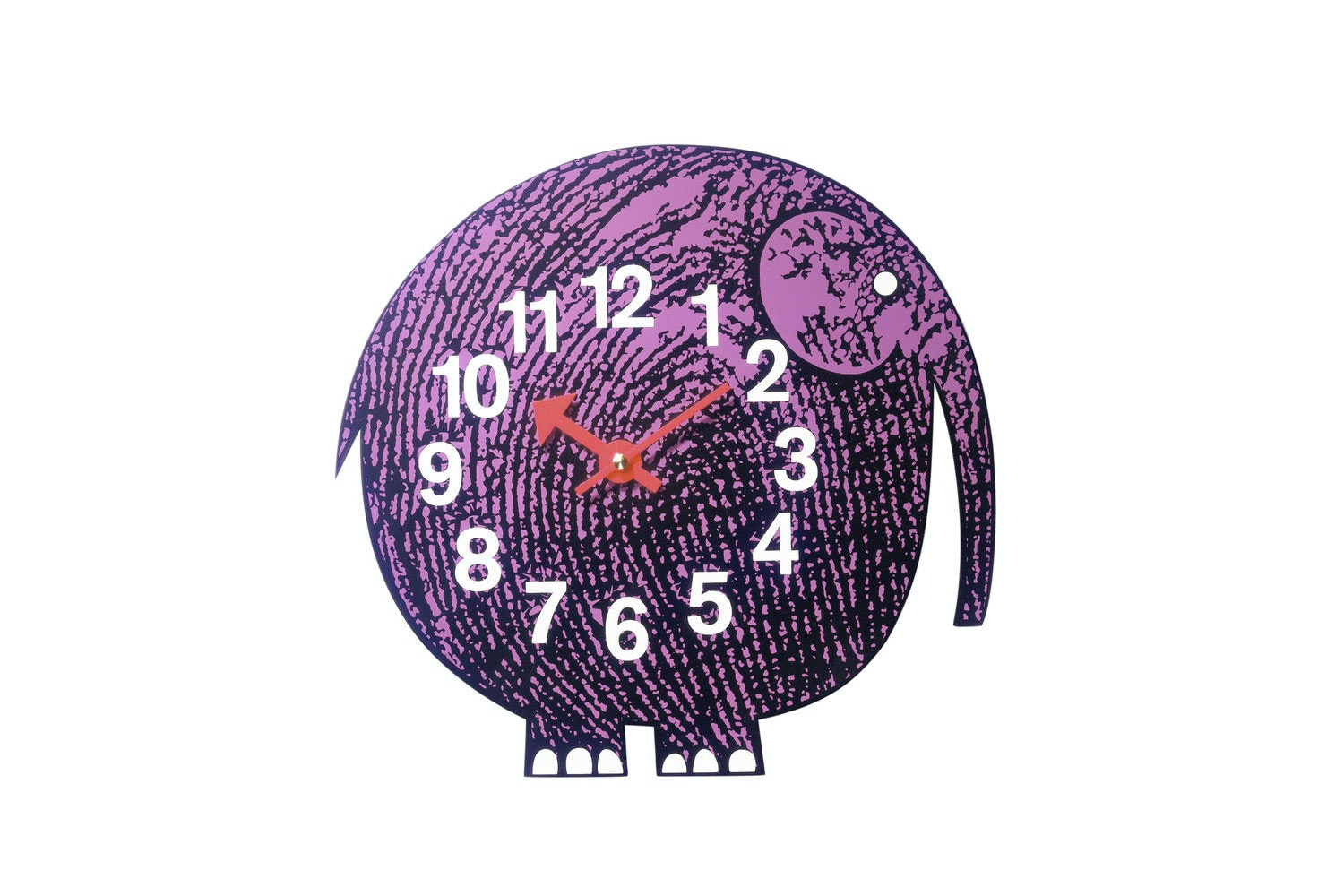 Zoo Timers Clock by George Nelson for Vitra