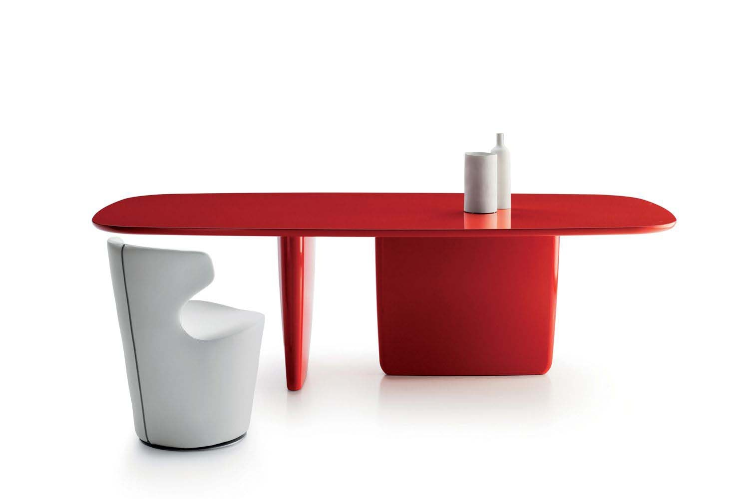 Tobi-Ishi Rectangular Table by Edward Barber & Jay Osgerby