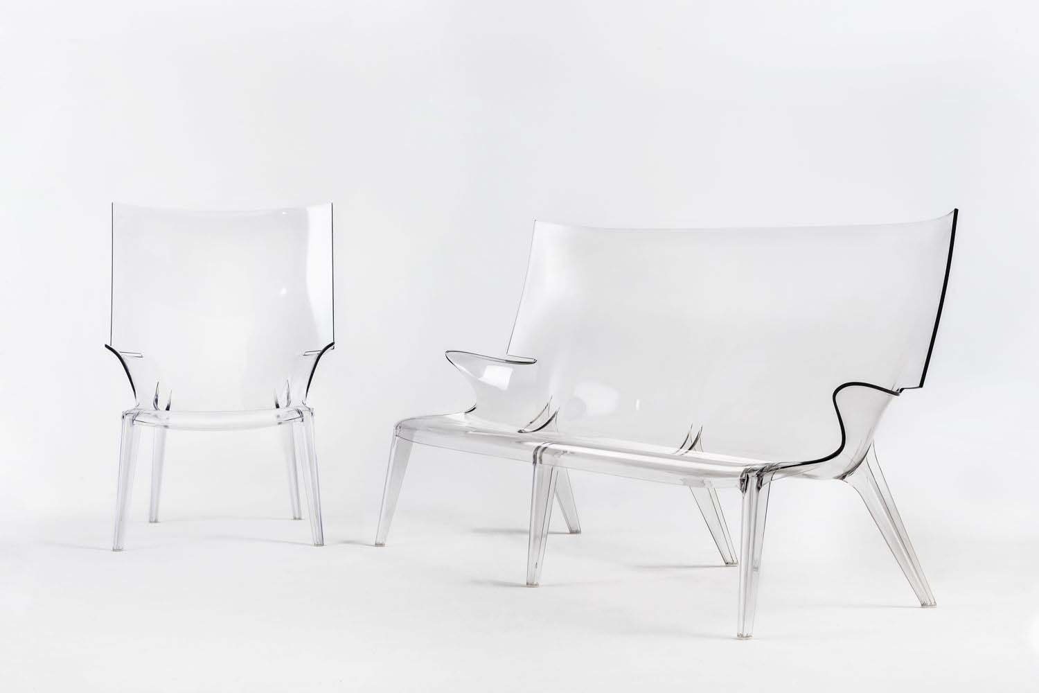 Uncle Jack Sofa by Philippe Starck for Kartell