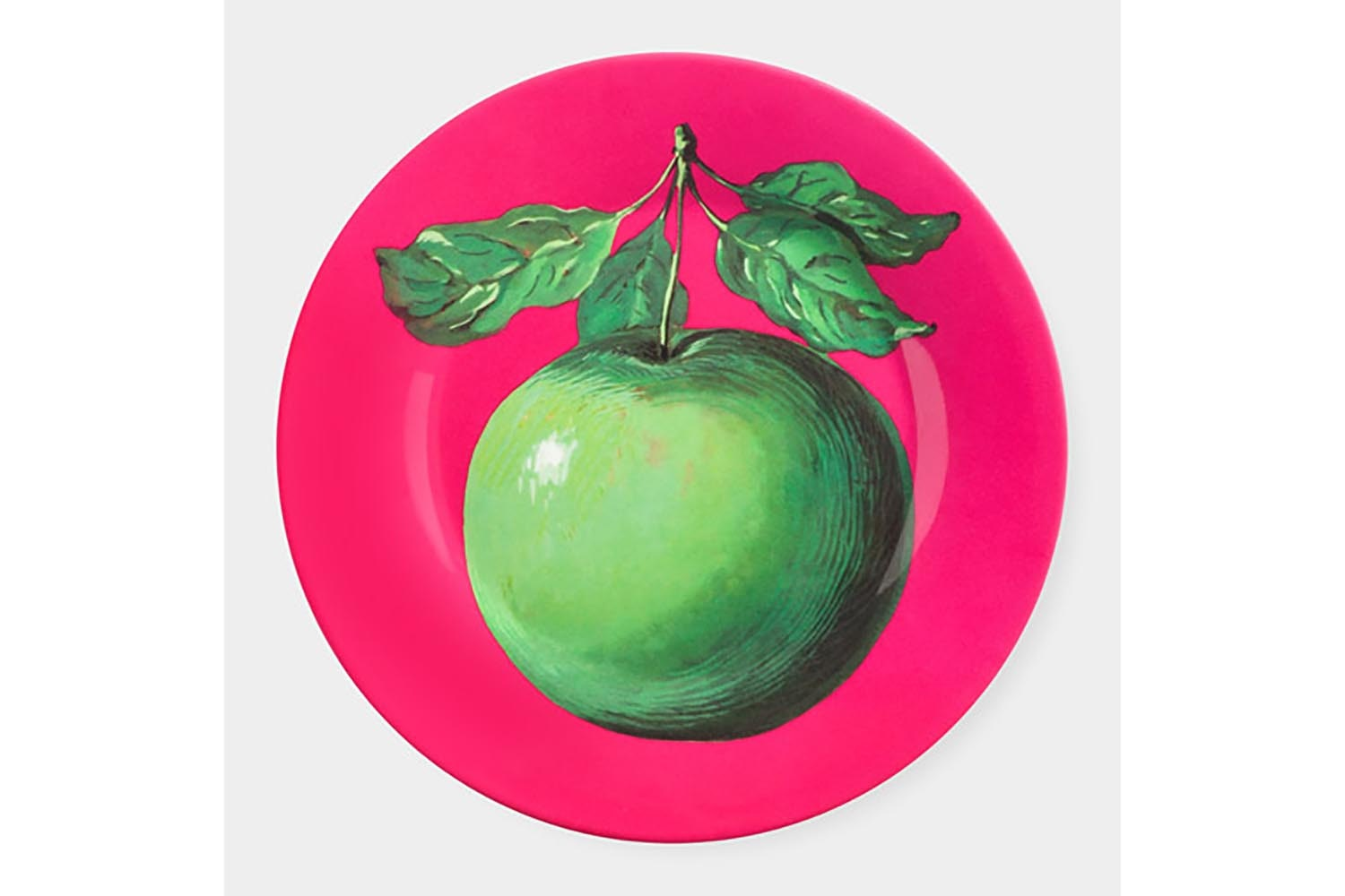 Magritte: Apple Plate by Rene Magritte for MoMA