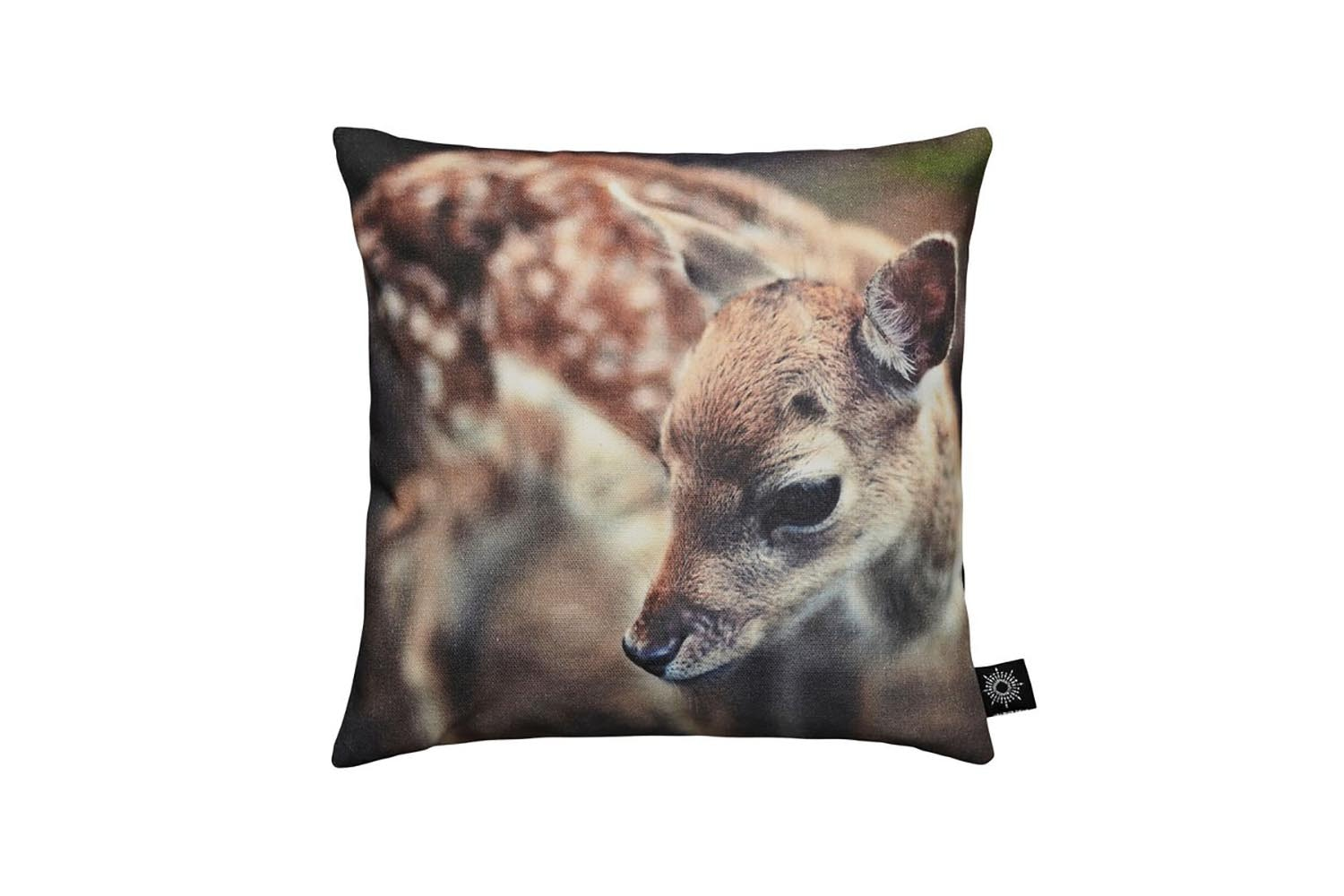 Baby Deer Cushion Cover 30x30cm by By Nord Copenhagen
