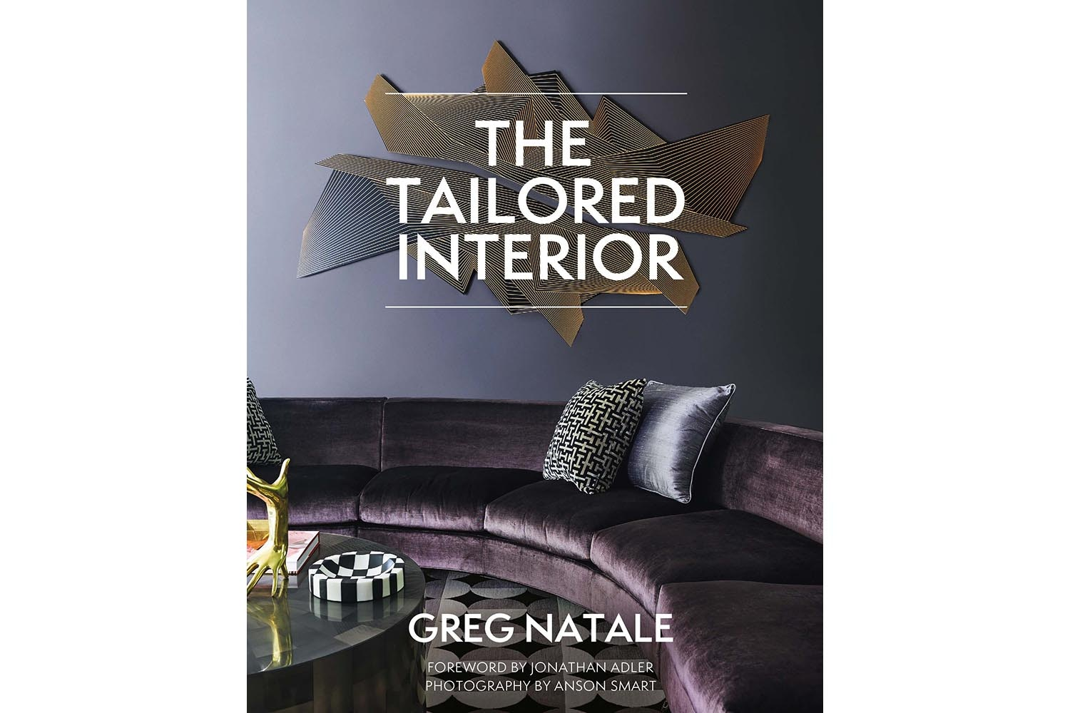 The Tailored Interior Book by Greg Natale for Hardie Grant Books