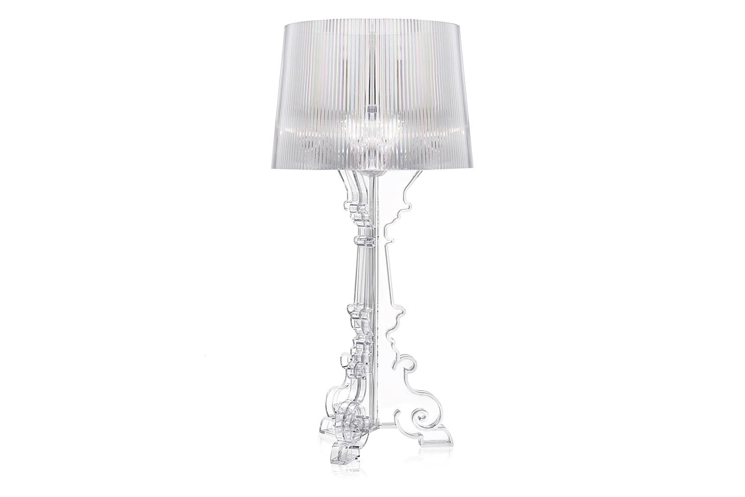 Bourgie Table Lamp By Ferruccio Laviani For Kartell Space Furniture