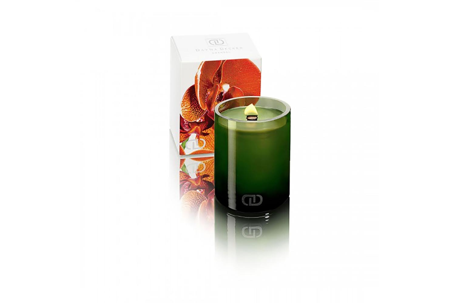 Clementine Botanika Candle 6oz by DayNa Decker