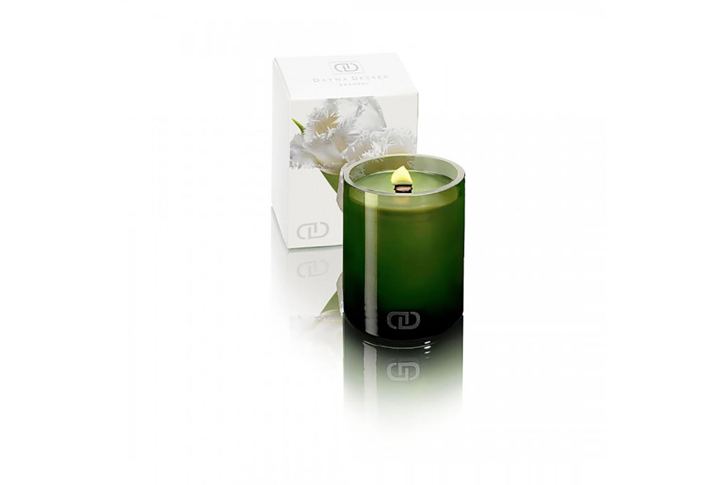 Leila Botanika Candle 6oz by DayNa Decker