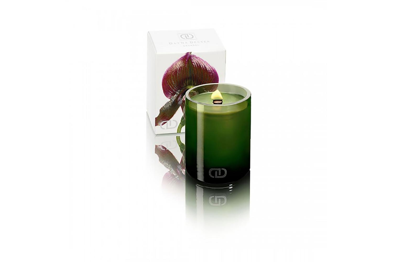 Sierra Botanika Candle 6oz by DayNa Decker