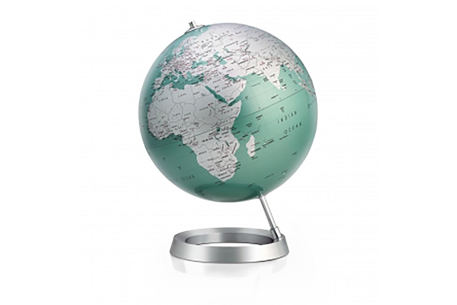 Full Circle Vision Mint Globe by Tools Design for Atmosphere