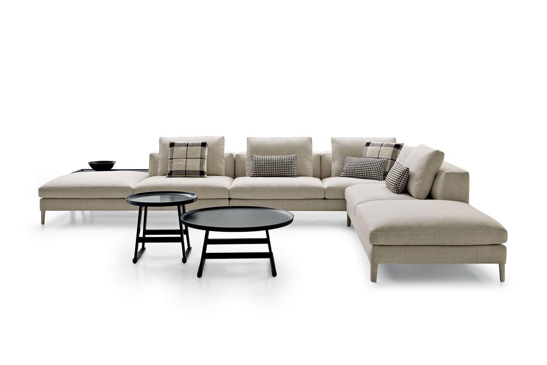 Dives Sofa by Antonio Citterio for Maxalto