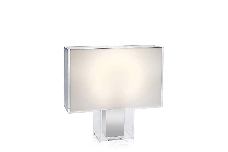 Tati White Table Lamp by Ferruccio Laviani for Kartell | Space Furniture