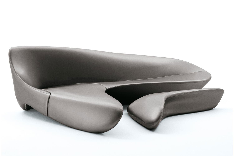 Hadid For ItaliaSpace By Furniture Moon Sofa System Zaha B amp;b ZkwOPiuTlX
