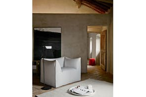 Le Bambole '07 Armchair Bambola by Mario Bellini for B&B Italia
