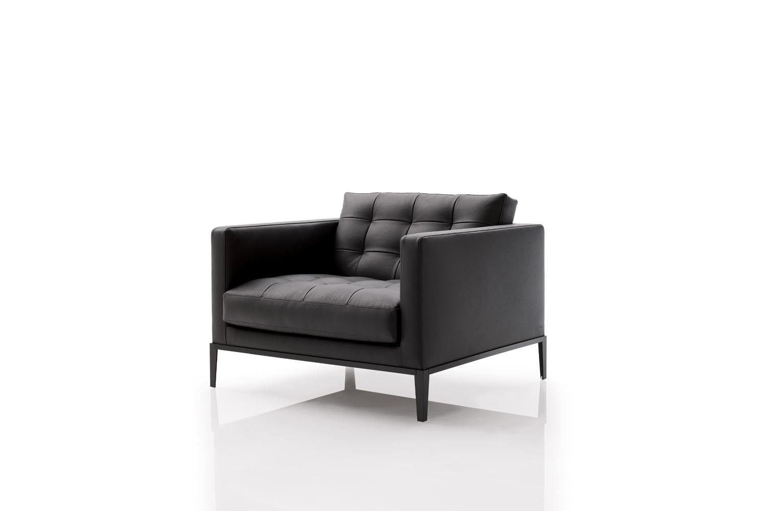 AC Lounge Armchair by Antonio Citterio for Maxalto