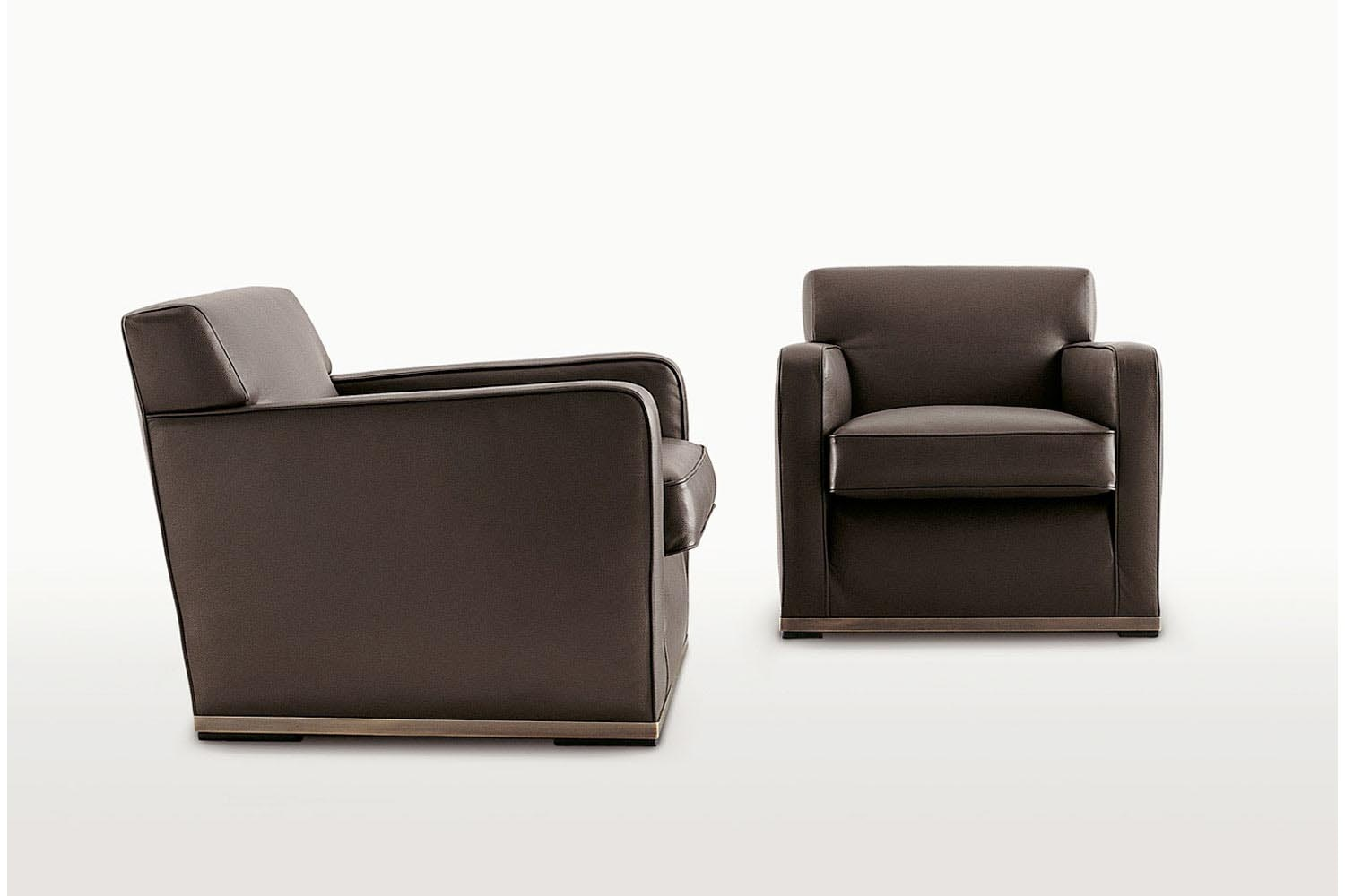 Imprimatur Armchair by Antonio Citterio for Maxalto