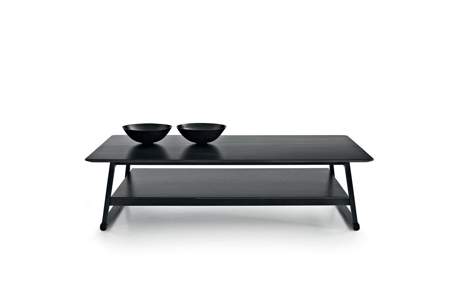 Recipio '14 Coffee Table by Antonio Citterio for Maxalto