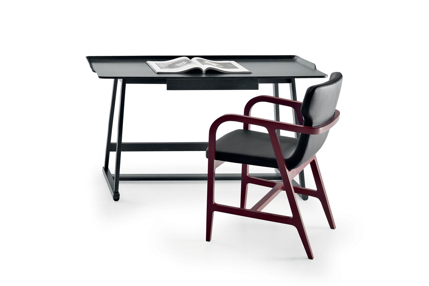 Recipio '14 Writing Desk by Antonio Citterio for Maxalto