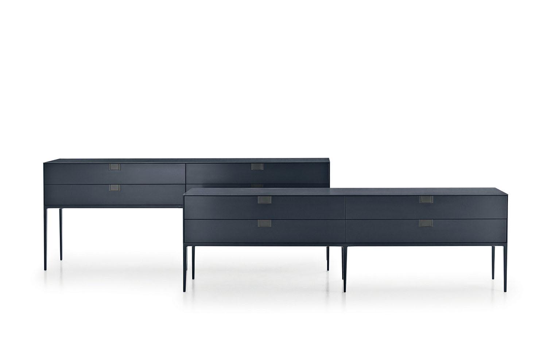 Alcor Console by Antonio Citterio for Maxalto