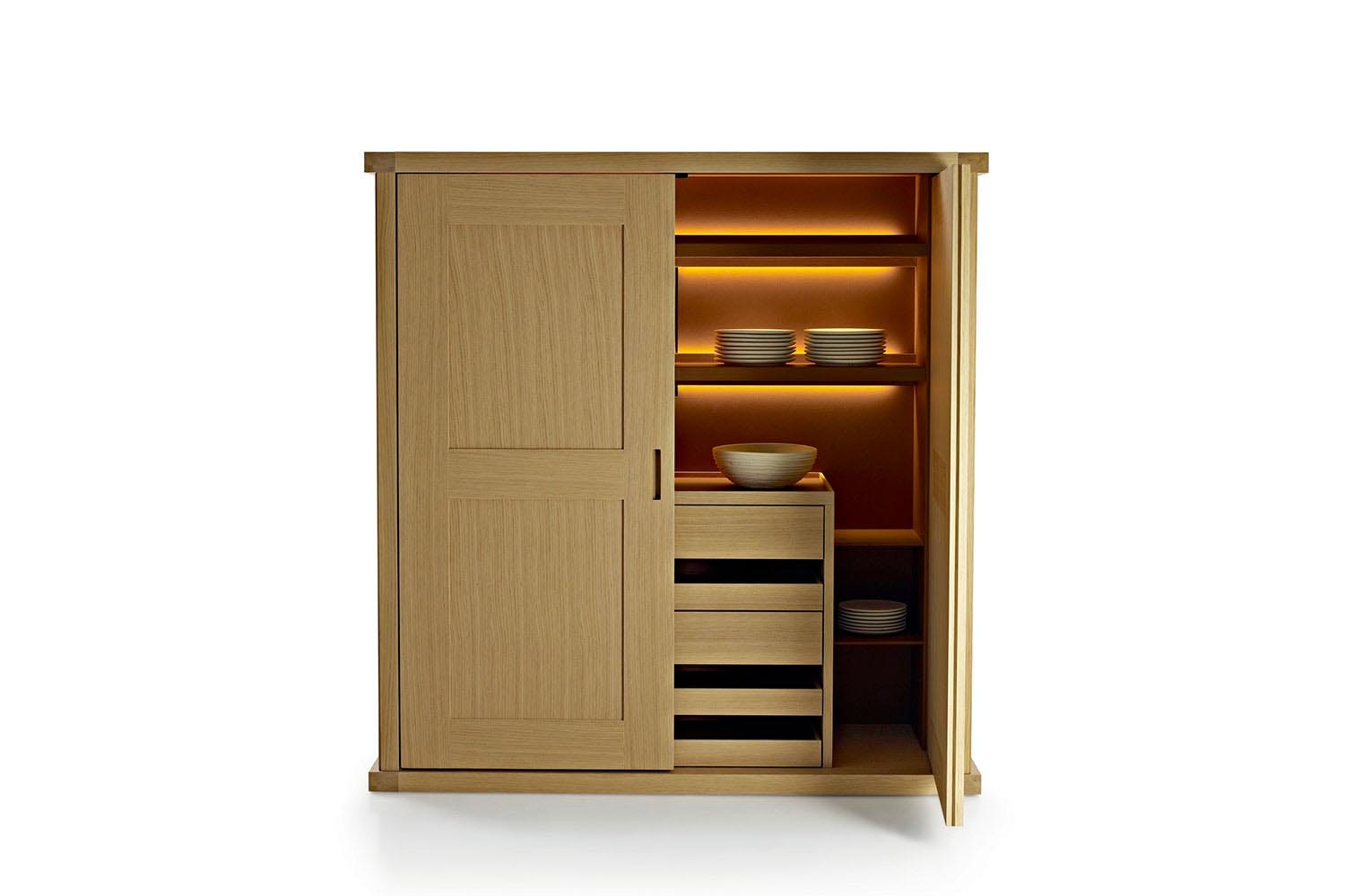 Convivium Storage Unit by Antonio Citterio for Maxalto