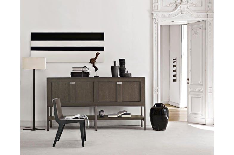 eracle sideboard by antonio citterio for maxalto space. Black Bedroom Furniture Sets. Home Design Ideas