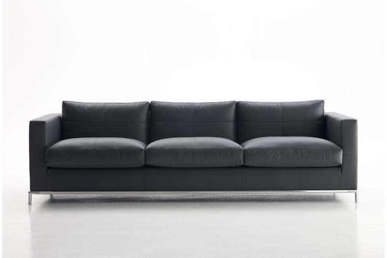 project george sofa by antonio citterio for b b italia project space furniture. Black Bedroom Furniture Sets. Home Design Ideas