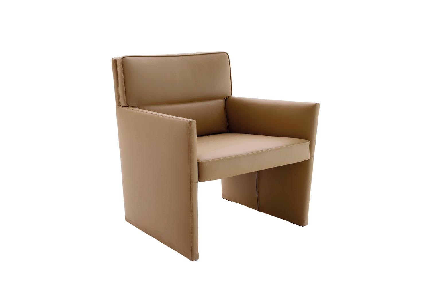 Posa Armchair by David Chipperfield for B&B Italia Project