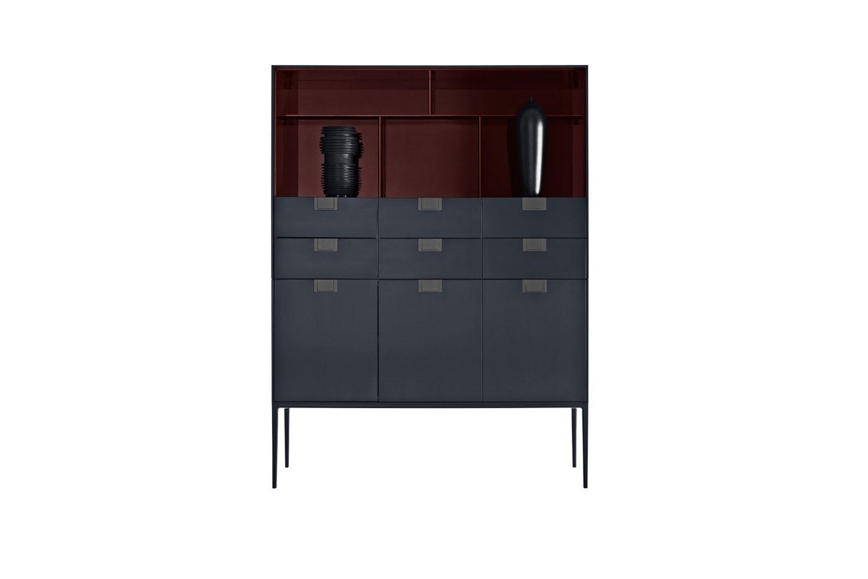 Alcor Storage Unit by Antonio Citterio for Maxalto