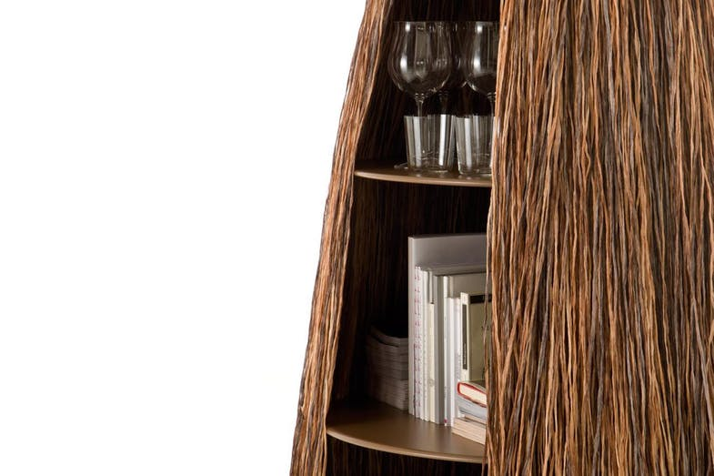 Cabana Cabinet By F E H Campana For Edra Space Furniture