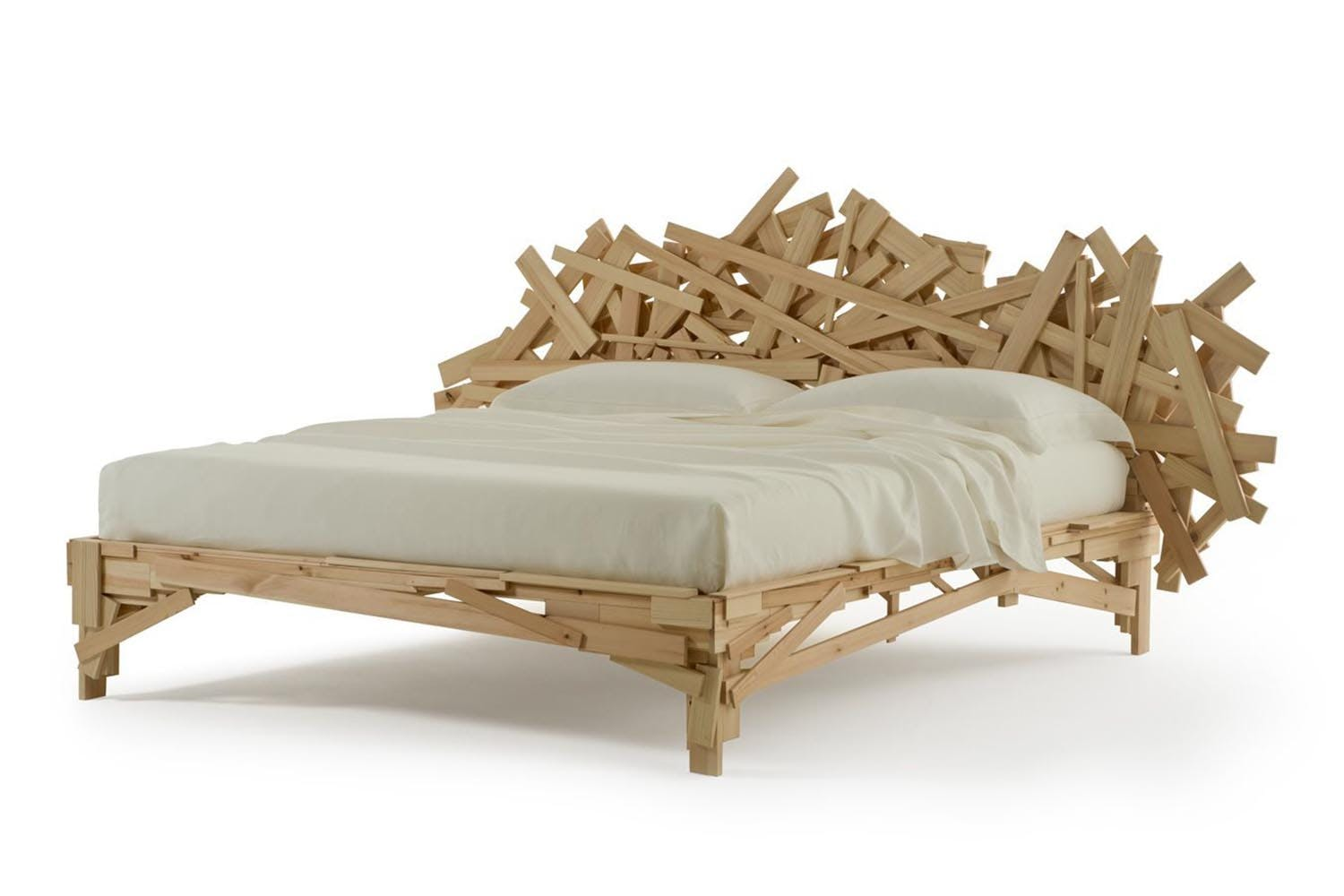 Favela Bed By F E H Campana For Edra