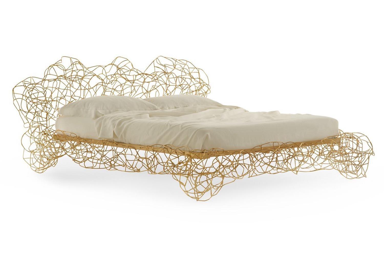 Corallo Bed by F. e H. Campana for Edra