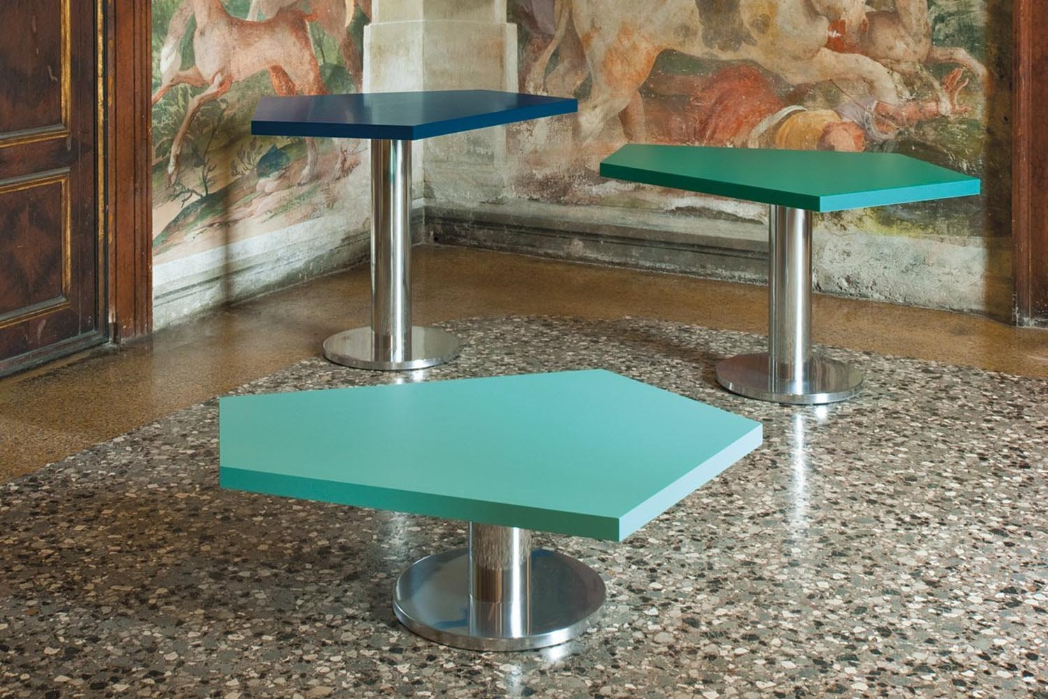 Neolitico Table By Massimo Morozzi For Edra Space Furniture