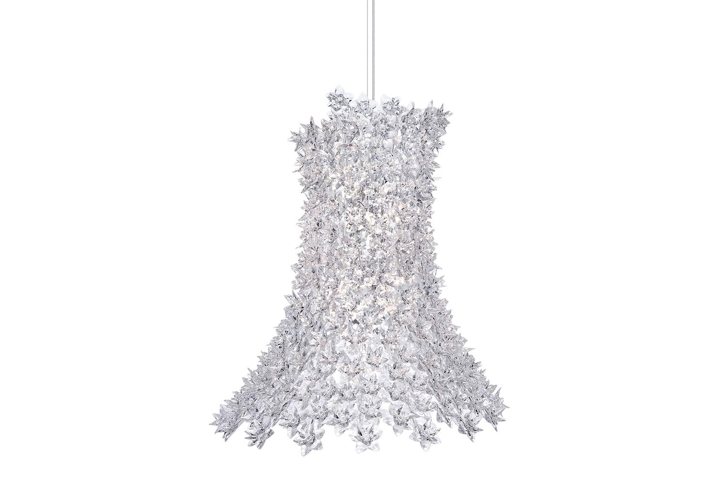Bloom Suspension Lamp by Ferruccio Laviani for Kartell
