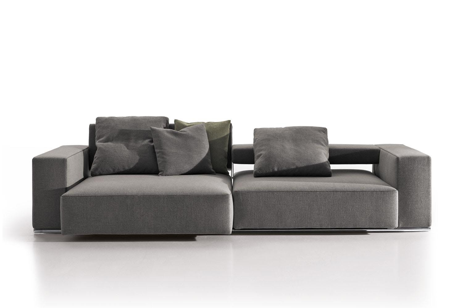 andy 39 13 sofa by paolo piva for b b italia space furniture. Black Bedroom Furniture Sets. Home Design Ideas