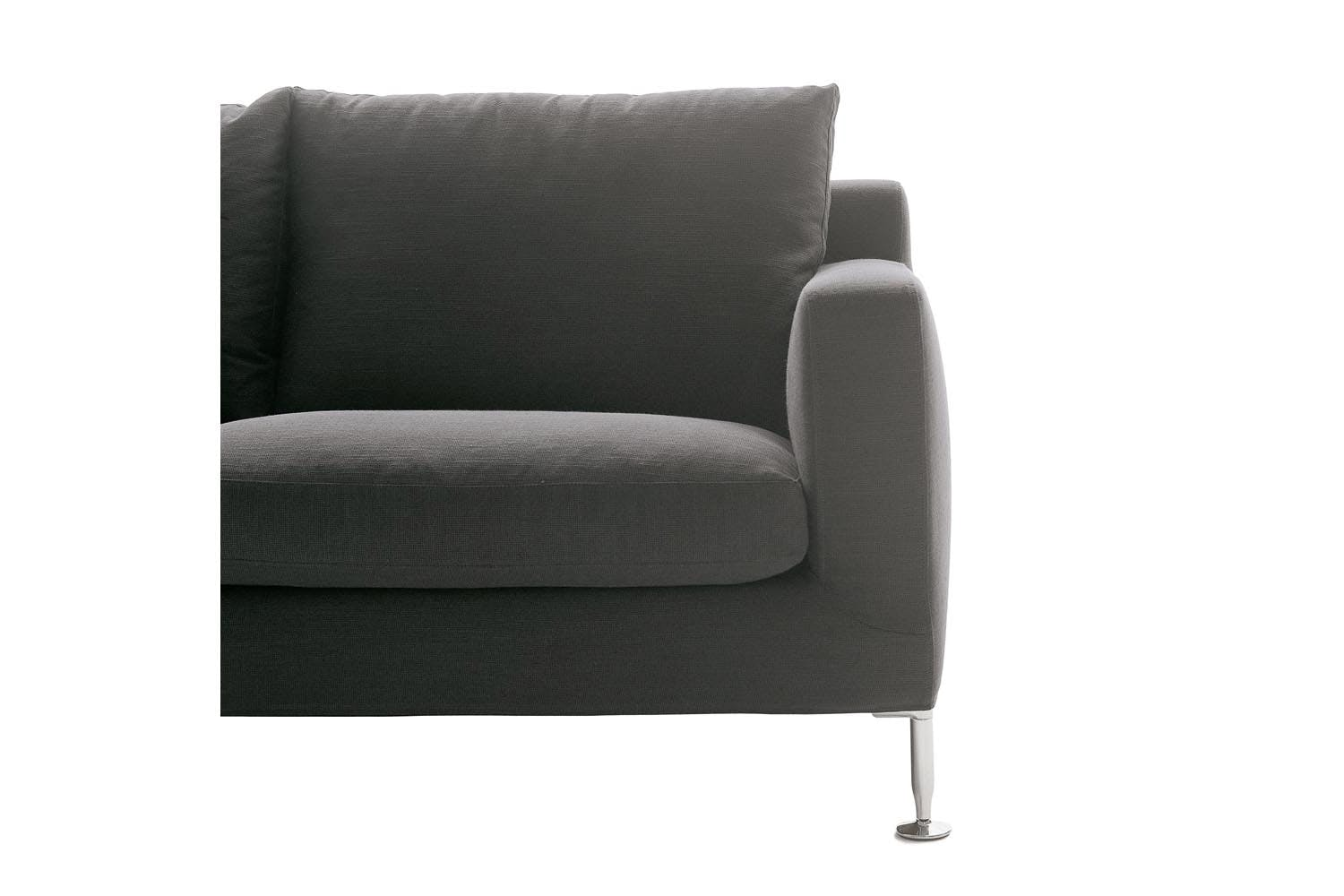 harry sofa by antonio citterio for b b italia space furniture. Black Bedroom Furniture Sets. Home Design Ideas