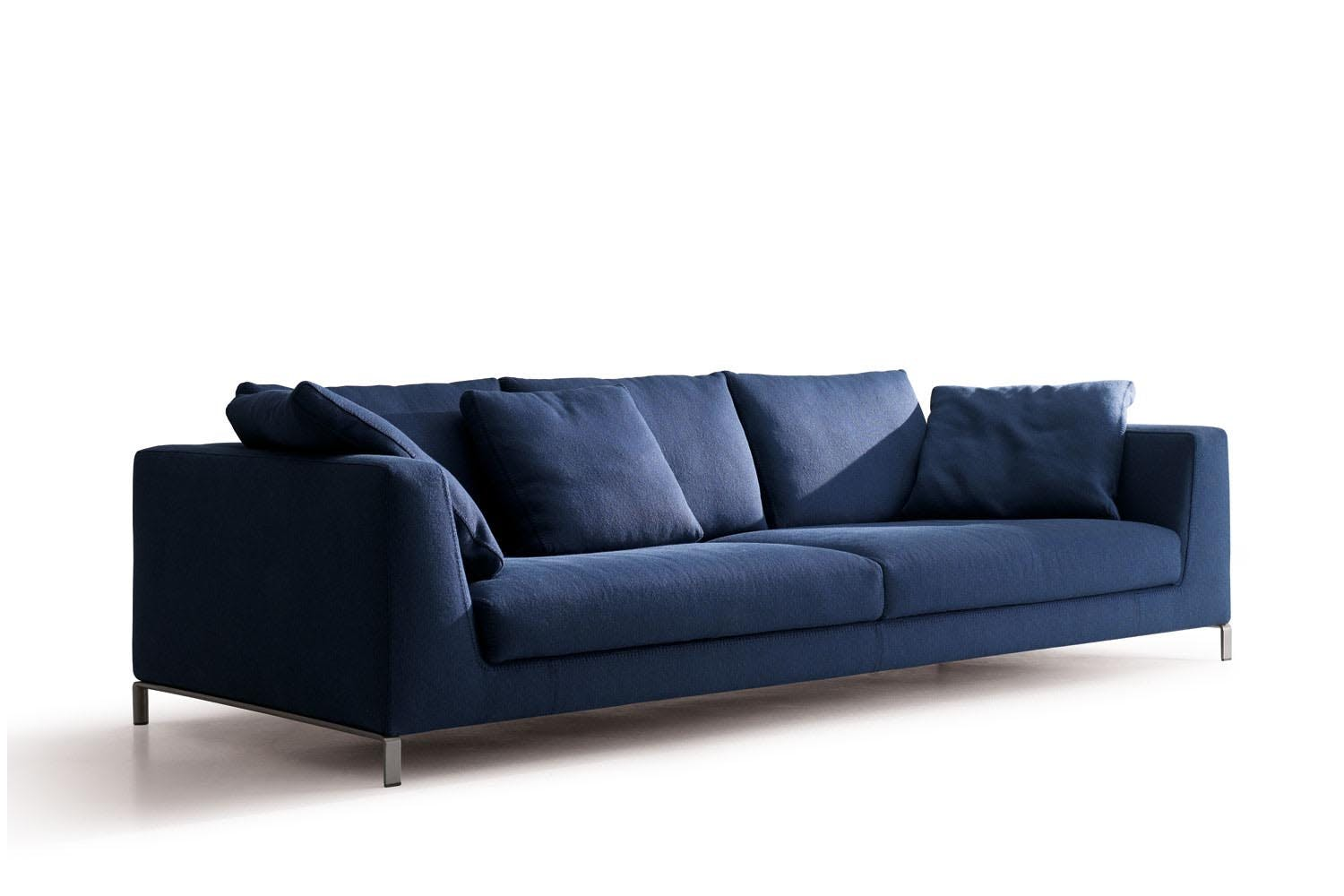 ray sofa by antonio citterio for b b italia space furniture. Black Bedroom Furniture Sets. Home Design Ideas