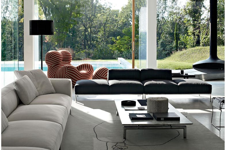 Frank 2012 Sofa By Antonio Citterio For B B Italia Space Furniture