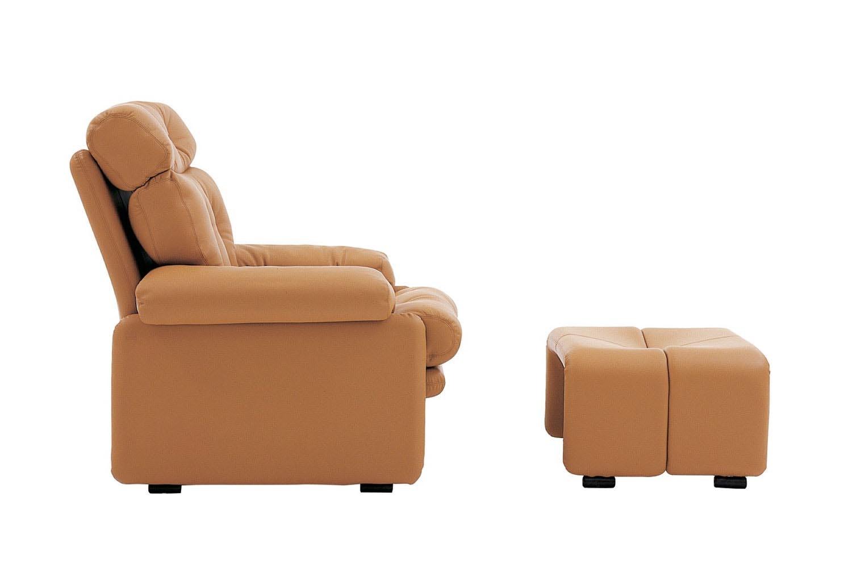 Coronado Armchair by Afra and Tobia Scarpa for B&B Italia